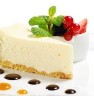 Cheesecake com chocolate branco | SAPO Lifestyle