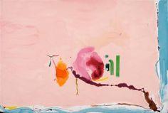 Helen Frankenthaler - Flirt, 1995