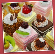 We love dessert!
