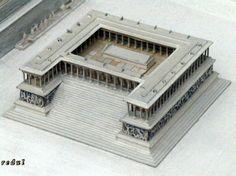Reconstrucción del Altar de Zeus, Pergamo
