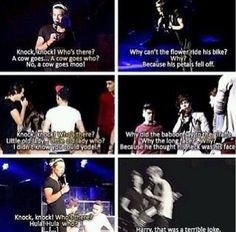 Harry knock knock jokes