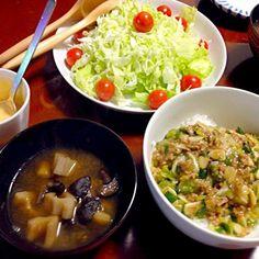 夕飯! - 4件のもぐもぐ - 中華丼 by hanaruya9041