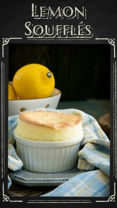 This recipe for lemon soufflés (or soufflé au citron) makes an easy, inexpensive, but elegant dessert. If you're looking for a keto lemon dessert that satisfies that craving for tart citrus goodness, this one is sure to fit the bill. This recipe can be enjoyed even by those who live a low-carb, keto, or dairy-free lifestyle.