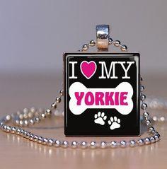 I <3 My Yorkie