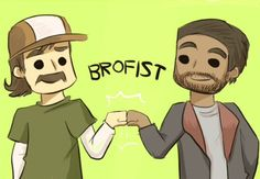 Lee and Kenny :'(