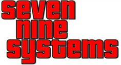 SEVEN NINE SYSTEMS dot com Dots, Stitches