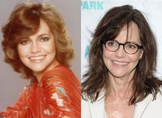 Sally Field Plastic Surgery Before and After Photos - Celebrity Plastic Surgery Plastic Surgery Photos, Celebrity Plastic Surgery, Chin Implant, Environmental Influences, Under The Knife, Sally, Movie Stars, Hollywood, Celebrities