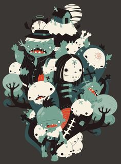 it's midnight by Bisparulz.deviantart.com on @DeviantArt