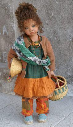 Angela Sutter's doll