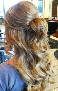 Long Hairstyles for Prom 2014