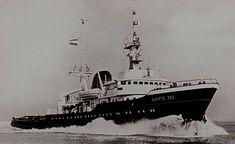 Smit Zeesleper De Zwarte Zee IV 1963 Tugboats, Yachts, Rotterdam, Paddle, Spanish, Ships, Sleep, Ship, Boats