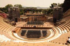 Pompei, riapre il Teatro Grande