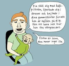 En av Nanna Johanssons teckningar