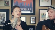 Lauren Daigle - Lord, I Need You (Acoustic) Matt Maher Cover - Music Videos