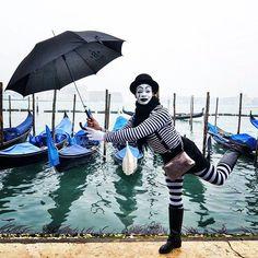 """A #Venezia 70mila persone per il primo giorno """"vero"""" di #Carnevale (foto: Interpress/@nuovavenezia) by lacronacaitaliana"""