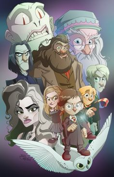 Harry Potter by Bloodzilla-Billy.deviantart.com on @deviantART
