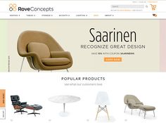 Rove Concepts - Lounge & Arm Chairs