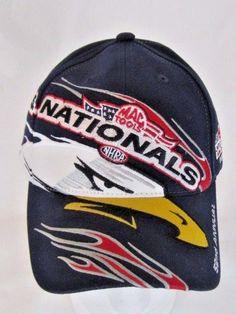 9d6cc87a NHRA Mac Tools Drag Racing US Nationals 2006 Cap Hat Limited Edition John  Force #MainGate