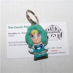 Sailor Moon Sailor Neptune Kid Keychain