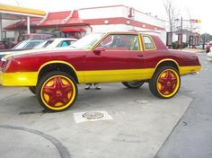 881 Best Donks Images On Pinterest Pimped Out Cars Custom Cars