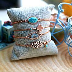 Dainty Bracelets, Stackable Bracelets, Cuff Bracelets, Gold Bracelet For Women, Custom Jewelry Design, Bracelet Set, Rose Gold Plates, Bronze, Jewels