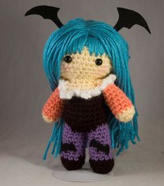 Morrigan by jennyisadork, via Flickr