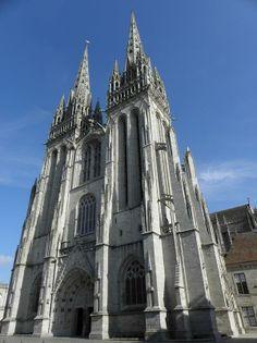 Cathédrale Saint-Corentin de Quimper 29