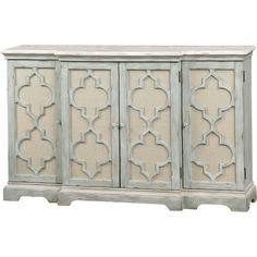 Found it at Wayfair Supply - Sophie 4 Door Cabinet