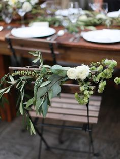 event design by ginny au -- floral design by cloth of gold -- photography by rylee hitchner