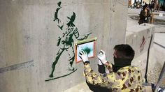 Unknown soldier makes mark in Kandahar