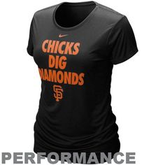 "Chicks dig diamonds...  Reminds me of those classic ""Chicks dig the long ball"" commercials with Mark McGwire, Greg Maddux, Tom Glavine and Heather Locklear."