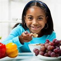 You want your child to eat healthy meals. To drink milk, eat more fruits and vegetables, less candy, and no soda. You want them to…