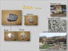 Výsledek obrázku pro slide player horniny a nerosty
