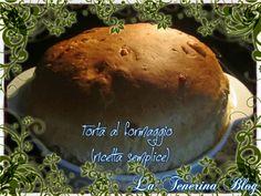 TORTA UMBRA AL FORMAGGIO (ricetta facile)