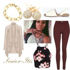 A fashion look from October 2015 featuring Open End cardigans, Topshop jeans and Boohoo sandals. Browse and shop related looks.