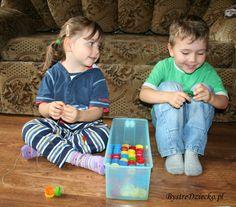 Zajęcia plastyczne dla dzieci z recyklingu tworzyw sztucznych