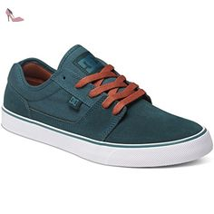 DC Shoes Trase - Shoes - Chaussures - Garçon - US 12/UK 11/EU 29 - Bleu XjgM56