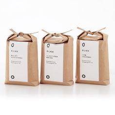 Rice Packaging, Smart Packaging, Food Packaging Design, Coffee Packaging, Coffee Branding, Packaging Design Inspiration, Brand Packaging, Coffee Logo, Coffee Label