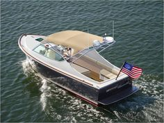 NC22 Runabout by Newport Classic Boats