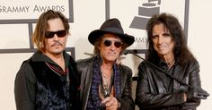 Aerosmith's Joe Perry has been hospitalized and is said to be 'stable' after collapsing during a Hollywood Vampires gig — get the details