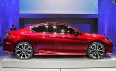 Honda Accord coupe 2013 concept car