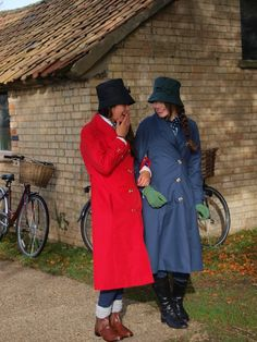 From The Cambridge Raincoat Co www.cambridgeraincoats.co.uk