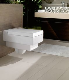 Sleek Bathroom Collection Focusing on the Essential: Memento By Villeroy