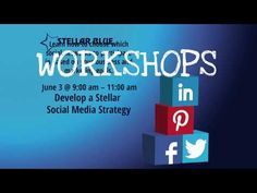 View these classes & more here: http://stellarbluetechnologies.com/services/workshops/pick-a-workshop/