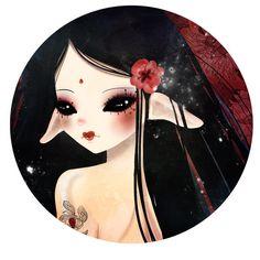 Elfe by Melina Moreno (AKA Ling Serenity in SL)