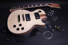 Build Your Own Electric Guitar Kit Custom by BYOGuitar on Etsy