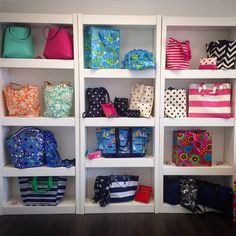 Bright new Spring #mixedbags are filling our office!