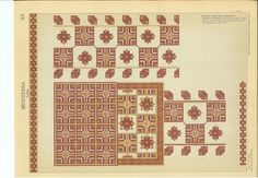 Embroidery chart. Romanian blouse - Muntenia Cross Stitch, Restaurant Ideas, Chart, Embroidery, Traditional, Romania, Reuse, 1, Textiles