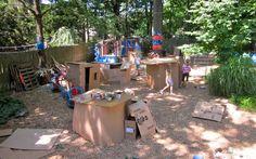 Box Village Takoma Park co-op nursery