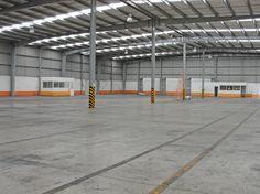 Parque Industrial Nezahualcoyotl, Estado de México, bodega para manufactura o logística.